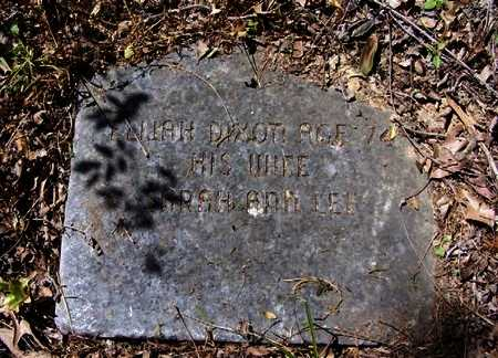 DIXON, ELIJAH - East Baton Rouge County, Louisiana | ELIJAH DIXON - Louisiana Gravestone Photos
