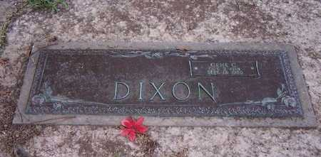 DIXON, GENE C - East Baton Rouge County, Louisiana | GENE C DIXON - Louisiana Gravestone Photos