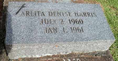 HARRIS, ARLITA DENISE - East Baton Rouge County, Louisiana | ARLITA DENISE HARRIS - Louisiana Gravestone Photos
