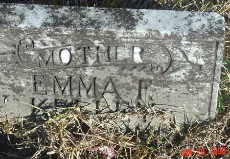 KELLEY, EMMA - East Baton Rouge County, Louisiana   EMMA KELLEY - Louisiana Gravestone Photos