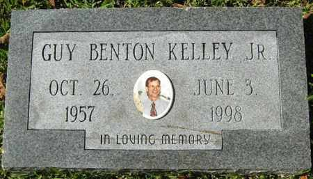 KELLEY, GUY BENTON, JR - East Baton Rouge County, Louisiana | GUY BENTON, JR KELLEY - Louisiana Gravestone Photos