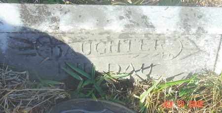 KELLEY, INFANT DAUGHTER - East Baton Rouge County, Louisiana | INFANT DAUGHTER KELLEY - Louisiana Gravestone Photos
