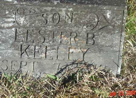 KELLEY, LESTER B - East Baton Rouge County, Louisiana | LESTER B KELLEY - Louisiana Gravestone Photos