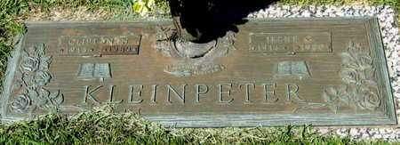 KLEINPETER, IRENE - East Baton Rouge County, Louisiana | IRENE KLEINPETER - Louisiana Gravestone Photos