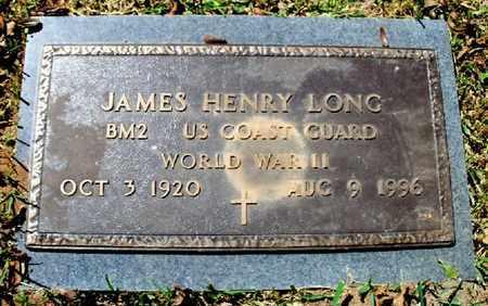 LONG, JAMES HENRY (VETERAN WWII) - East Baton Rouge County, Louisiana | JAMES HENRY (VETERAN WWII) LONG - Louisiana Gravestone Photos