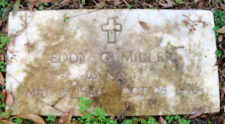 MILLER, EDDIE G  (VETERAN) - East Baton Rouge County, Louisiana   EDDIE G  (VETERAN) MILLER - Louisiana Gravestone Photos
