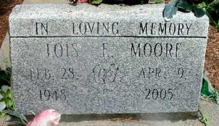MOORE, LOIS E - East Baton Rouge County, Louisiana   LOIS E MOORE - Louisiana Gravestone Photos