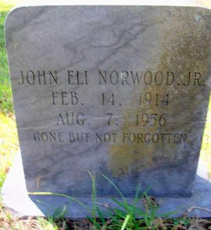 NORWOOD, JOHN ELI, JR - East Baton Rouge County, Louisiana   JOHN ELI, JR NORWOOD - Louisiana Gravestone Photos