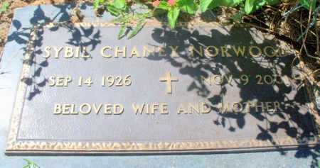 CHANEY NORWOOD, SYBIL - East Baton Rouge County, Louisiana   SYBIL CHANEY NORWOOD - Louisiana Gravestone Photos
