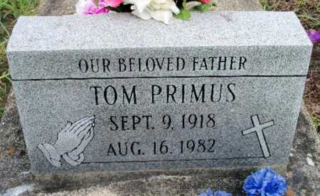 PRIMUS, TOM - East Baton Rouge County, Louisiana | TOM PRIMUS - Louisiana Gravestone Photos
