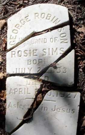 ROBINSON, GEORGE - East Baton Rouge County, Louisiana | GEORGE ROBINSON - Louisiana Gravestone Photos