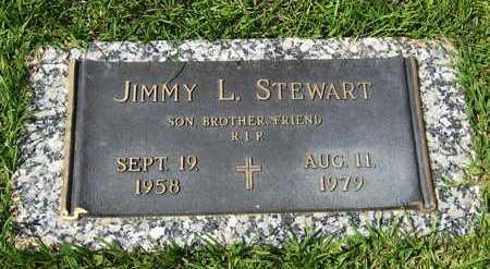 STEWART, JIMMY L - East Baton Rouge County, Louisiana | JIMMY L STEWART - Louisiana Gravestone Photos