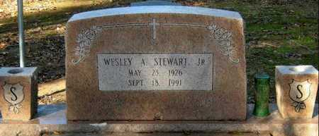 STEWART, WESLEY A,  JR - East Baton Rouge County, Louisiana | WESLEY A,  JR STEWART - Louisiana Gravestone Photos