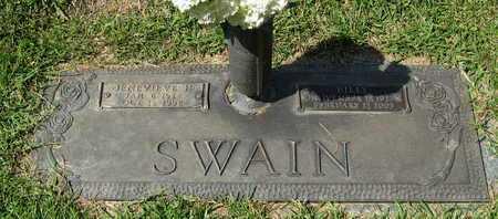 "SWAIN, DAVID W ""BILLY"" - East Baton Rouge County, Louisiana   DAVID W ""BILLY"" SWAIN - Louisiana Gravestone Photos"