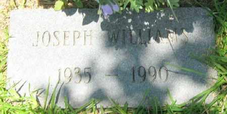 "WILLIAMS, JOSEPH E ""JOE"" - East Baton Rouge County, Louisiana   JOSEPH E ""JOE"" WILLIAMS - Louisiana Gravestone Photos"