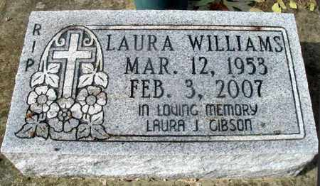 WILLIAMS, LAURA - East Baton Rouge County, Louisiana | LAURA WILLIAMS - Louisiana Gravestone Photos