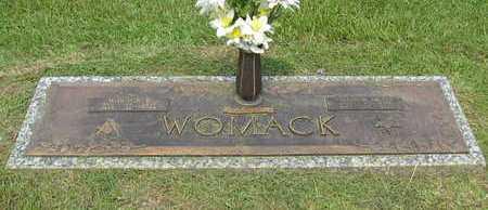DAVIS WOMACK, OLLIE B - East Baton Rouge County, Louisiana | OLLIE B DAVIS WOMACK - Louisiana Gravestone Photos