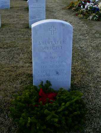WRIGHT, SYLVESTER (VETERAN) - East Baton Rouge County, Louisiana | SYLVESTER (VETERAN) WRIGHT - Louisiana Gravestone Photos