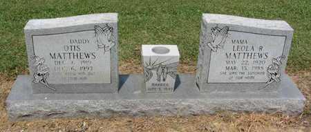 MATTHEWS, LEOLA - East Carroll County, Louisiana   LEOLA MATTHEWS - Louisiana Gravestone Photos