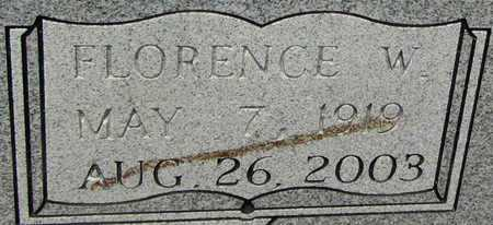 MUSE, FLORENCE  (CLOSEUP) - East Carroll County, Louisiana | FLORENCE  (CLOSEUP) MUSE - Louisiana Gravestone Photos