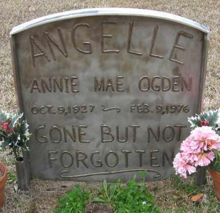 ANGELLE, ANNIE MAE - East Feliciana County, Louisiana   ANNIE MAE ANGELLE - Louisiana Gravestone Photos