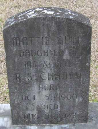 AULL, MATTIE - East Feliciana County, Louisiana   MATTIE AULL - Louisiana Gravestone Photos
