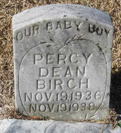 BIRCH, PERCY DEAN - East Feliciana County, Louisiana   PERCY DEAN BIRCH - Louisiana Gravestone Photos