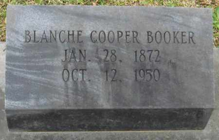 COOPER BOOKER, BLANCHE - East Feliciana County, Louisiana | BLANCHE COOPER BOOKER - Louisiana Gravestone Photos
