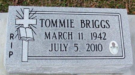 BRIGGS, TOMMIE - East Feliciana County, Louisiana | TOMMIE BRIGGS - Louisiana Gravestone Photos