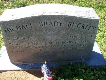 BUCKELS, MICHAEL BRADY - East Feliciana County, Louisiana | MICHAEL BRADY BUCKELS - Louisiana Gravestone Photos