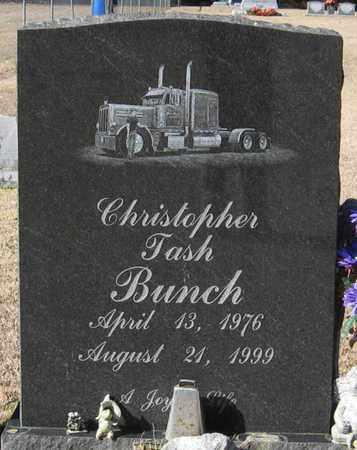 BUNCH, CHRISTOPHER TASH - East Feliciana County, Louisiana | CHRISTOPHER TASH BUNCH - Louisiana Gravestone Photos