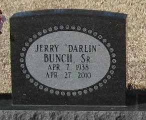 BUNCH, JERRY DARRELL, SR (VETERAN KOR) - East Feliciana County, Louisiana   JERRY DARRELL, SR (VETERAN KOR) BUNCH - Louisiana Gravestone Photos