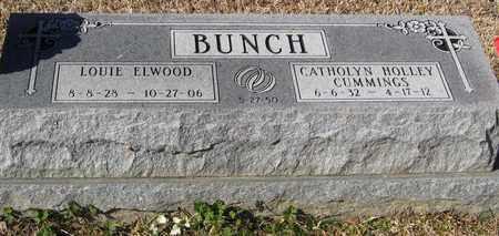 CUMMINGS BUNCH, CATHOLYN HOLLEY - East Feliciana County, Louisiana | CATHOLYN HOLLEY CUMMINGS BUNCH - Louisiana Gravestone Photos