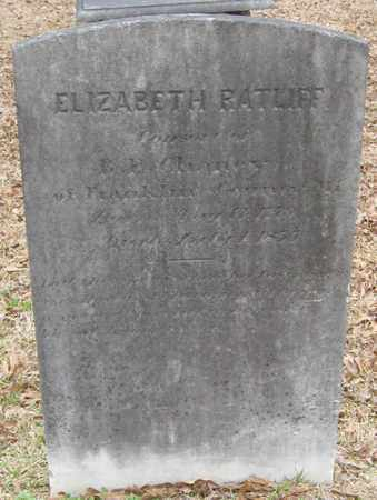RATLIFF CHANEY, ELIZABETH - East Feliciana County, Louisiana | ELIZABETH RATLIFF CHANEY - Louisiana Gravestone Photos