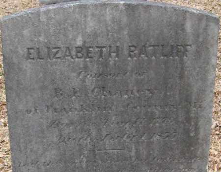 CHANEY, ELIZABETH (CLOSEUP) - East Feliciana County, Louisiana | ELIZABETH (CLOSEUP) CHANEY - Louisiana Gravestone Photos