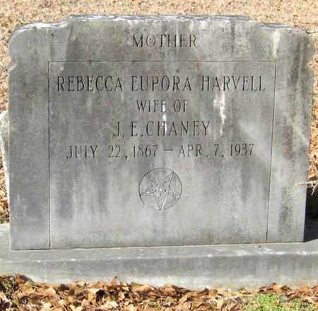 CHANEY, REBECCA EUPORA - East Feliciana County, Louisiana   REBECCA EUPORA CHANEY - Louisiana Gravestone Photos
