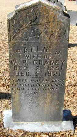 CHANEY, SALLIE J - East Feliciana County, Louisiana   SALLIE J CHANEY - Louisiana Gravestone Photos