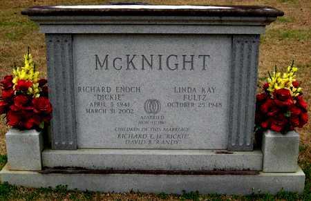 "MCKNIGHT, RICHARD ENOCH ""DICKIE"" - East Feliciana County, Louisiana   RICHARD ENOCH ""DICKIE"" MCKNIGHT - Louisiana Gravestone Photos"
