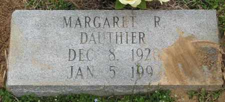 ROE DAUTHIER, MARGARET MAE - East Feliciana County, Louisiana | MARGARET MAE ROE DAUTHIER - Louisiana Gravestone Photos