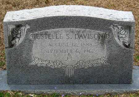 "SMITH DAVISON, ESTELLE ""STELLA"" - East Feliciana County, Louisiana   ESTELLE ""STELLA"" SMITH DAVISON - Louisiana Gravestone Photos"