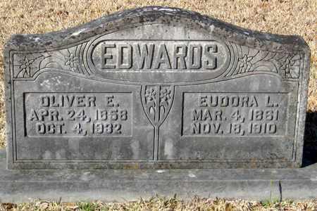 EDWARDS, OLIVER E - East Feliciana County, Louisiana   OLIVER E EDWARDS - Louisiana Gravestone Photos