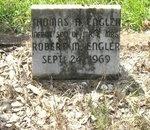 ENGLER, THOMAS A - East Feliciana County, Louisiana   THOMAS A ENGLER - Louisiana Gravestone Photos