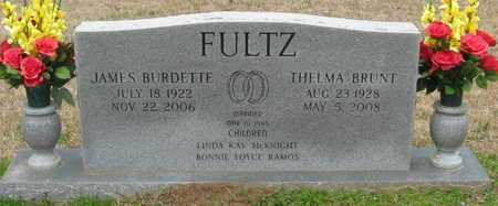 FULTZ, THELMA - East Feliciana County, Louisiana | THELMA FULTZ - Louisiana Gravestone Photos