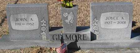 GILMORE, JOHN A - East Feliciana County, Louisiana | JOHN A GILMORE - Louisiana Gravestone Photos