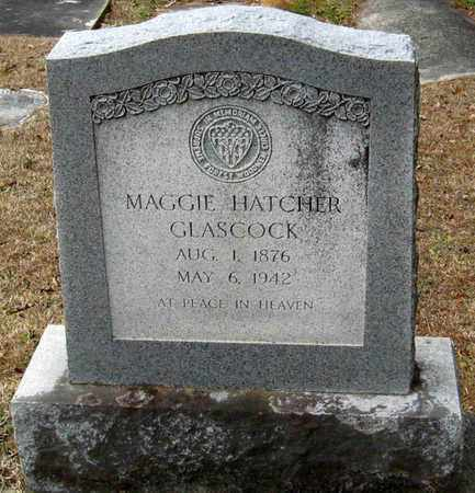 GLASCOCK, MAGGIE - East Feliciana County, Louisiana | MAGGIE GLASCOCK - Louisiana Gravestone Photos