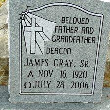 GRAY, JAMES, SR - East Feliciana County, Louisiana   JAMES, SR GRAY - Louisiana Gravestone Photos
