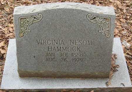 HAMMOCK, VIRGINIA - East Feliciana County, Louisiana   VIRGINIA HAMMOCK - Louisiana Gravestone Photos