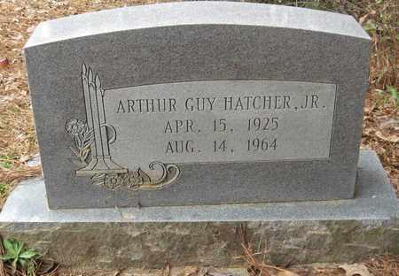HATCHER, ARTHUR GUY, JR - East Feliciana County, Louisiana   ARTHUR GUY, JR HATCHER - Louisiana Gravestone Photos