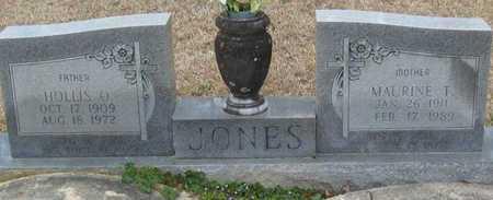 JONES, MAURINE T - East Feliciana County, Louisiana | MAURINE T JONES - Louisiana Gravestone Photos