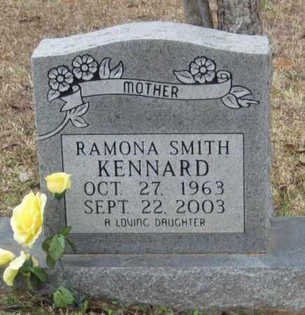 SMITH KENNARD, RAMONA - East Feliciana County, Louisiana   RAMONA SMITH KENNARD - Louisiana Gravestone Photos